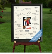 Personalized Celebrations Bar/Bat Mitzvah Signature Frame