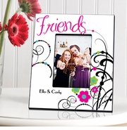 Personalized Picture Frame - Cheerful Friendship