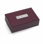 Personalized Cherry Keepsake Box