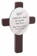 Personalized Confirmation Crosses
