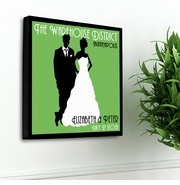 Personalized Couples Studio Canvas