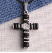 Personalized Cross Necklaces