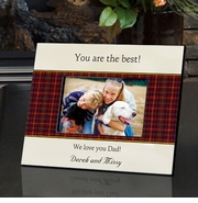 Personalized Picture Frame - Father's Day