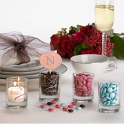 Personalized Favorlights Votive Cups