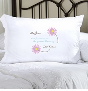 Personalized Pillow Case - Friends Blessing