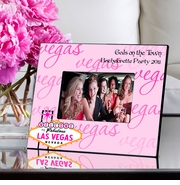 Personalized Picture Frame - Las Vegas Gals