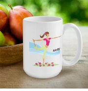 Personalized Coffee Mug - Go-Girl Collection