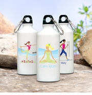 Personalized Water Bottle - Go-Girl Go Mom!