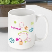 Personalized Coffee Mug - Groovy