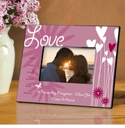 Personalized Picture Frame - Heartthrob