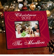 Personalized Picture Frames - Holidays