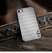 Personalized iPhone Cases with Black Trim