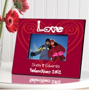 Personalized Picture Frame - Lotsa Love