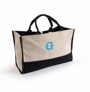 Personalized Tote Bag with Monogram
