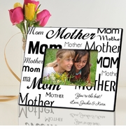 Personalized Picture Frame - Mom/Mother