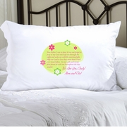Personalized Pillow Case - Morning Prayer