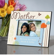 Personalized Picture Frame - Nature's Song