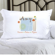 Personalized Pillow Case - Nature's Song