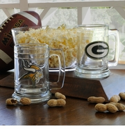 Personalized NFL Beer Mugs