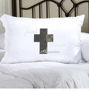 Personalized Pillow Case - Paisley Faith