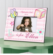 Personalized Picture Frames for Kids and Baby