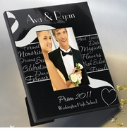Personalized Picture Frame - Prom