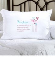 Personalized Pillow Case - Proverbs