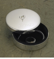 Personalized Silver Plated Jewelry Box with Raised Heart