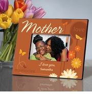 Personalized Picture Frame - Springtime Celebrations