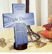 Personalized Cross - Starburst