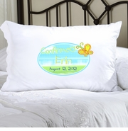 Personalized Pillow Case - Sunshine and Butterflies Confirmed