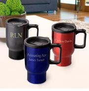 Personalized Travel Mug