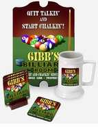 Personalized Ultimate Bar and Pub Set