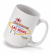 Personalized Coffee Mug - Vegas Wedding Party