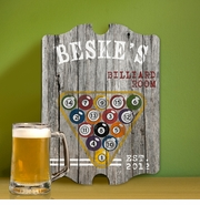 Personalized Bar and Pub Signs - Vintage Man Cave