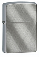 Personalized Zippo Diagonal Weave Lighter