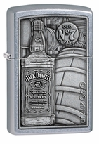 Personalized Zippo Jack Daniels Bottle Barrel