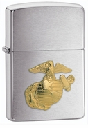 Personalized Zippo Marines Emblem Lighter