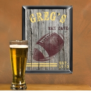 Personalized Man Cave & Pub Signs - Traditional