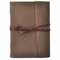 Anchorage One of a Kind Leather Journal