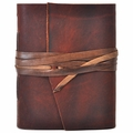 Appalachian Trail Handmade Leather Journal