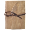 Barnwood One of a Kind Handmade Leather Journal