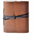 Blacksmith One of a Kind Handmade Leather Journal