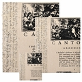 Canto Antique Journal - White