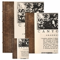 Canto Antique Journal - Brown