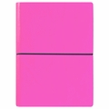 Ciak Leather Journals with Multicolored Pages - Pink