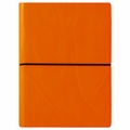 Ciak Leather Sketchbook Orange