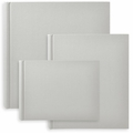 Classic European Bookcloth Photo Albums Ivory