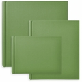 Classic European Bookcloth Photo Albums Lime