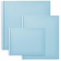 Classic European Bookcloth Photo Albums Sky Blue